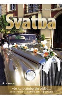 Patricia Janečková: Svatba cena od 271 Kč