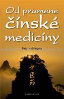 Petr Hoffmann: Od pramene čínské medicíny (+CD) cena od 330 Kč