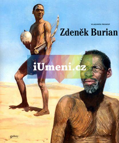 Vladimír Prokop: Zdeněk Burian cena od 1790 Kč