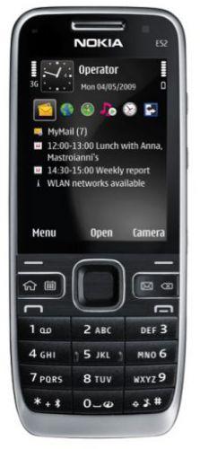 Nokia E52  cena od 7900 Kč
