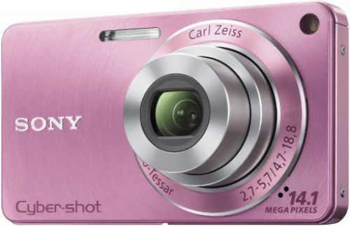 SONY Cyber shot DSC W350