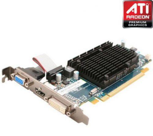SAPPHIRE Radeon HD 5450 HDMI 512 MB (11166-01-20R)