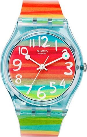 Swatch Color the Sky GS124