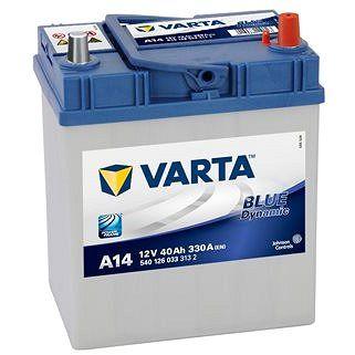 Varta Blue Dynamic 40Ah