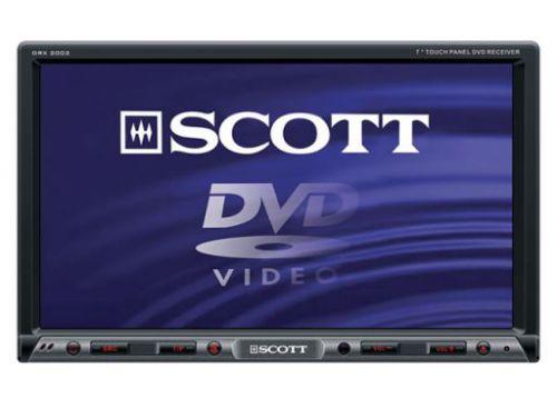 Scott DRX 2002