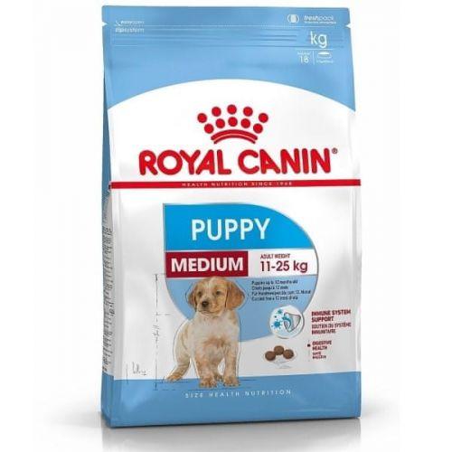 Royal Canin Medium Junior 15 kg cena od 529 Kč