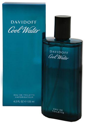 Davidoff Cool Water 125 ml cena od 530 Kč