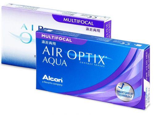 Ciba Vision Air Optix aqua multifocal (6 čoček)