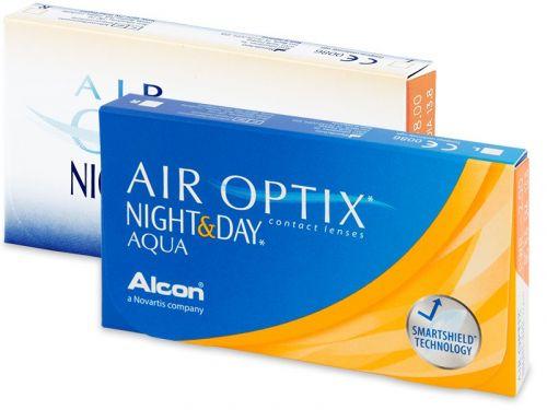 Ciba Vision Air Optix Night & Day Aqua (3 čočky)