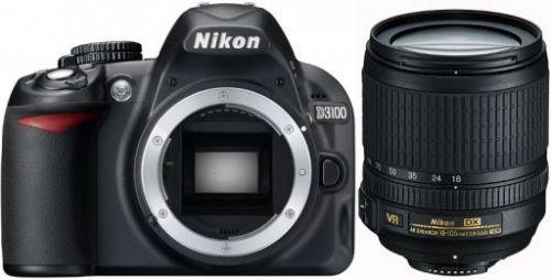 Nikon D3100 cena od 14980 Kč