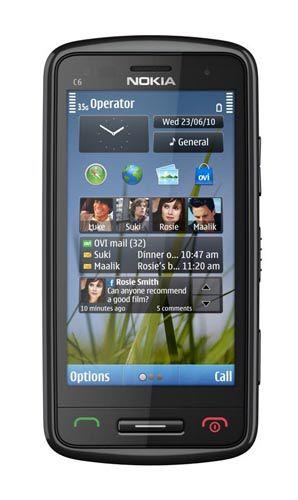 Nokia C6-01 cena od 2200 Kč