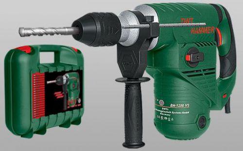 DWT BH 1200 VS BMC