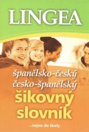 Kolektiv autorů: Španělsko-český česko-španělský šikovný slovník cena od 203 Kč
