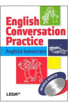 XXL obrazek Vlasta Rejtharová: English Conversation Practice + CD