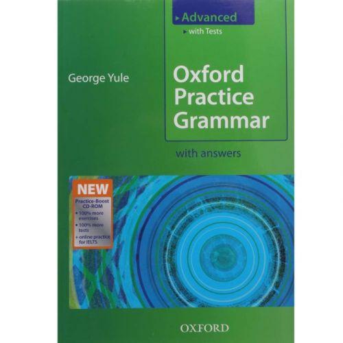 Yule George: Oxford Practice Grammar Advanced + New Practice Boost Cd-Rom Pack cena od 439 Kč