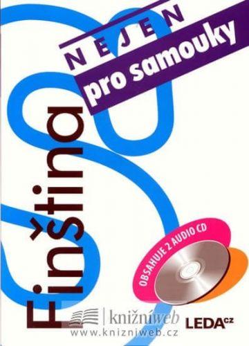 Lindroosová Hilkka: Finština (nejen) pro samouky + klíč + 2CD cena od 454 Kč