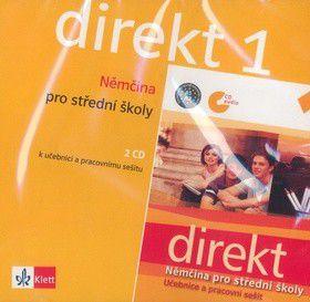 CD Direkt 1 Němčina pro střední školy