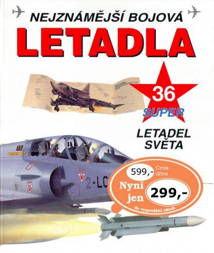 Nejznámější bojová letadla cena od 231 Kč