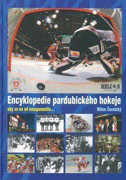 Milan Černický: Encyklopedie pardubického hokeje cena od 287 Kč