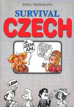 Váchalová Soňa: Survival Czech 1,2 + MC cena od 448 Kč