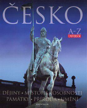 Kolektiv autorů: Česko A-Z cena od 1007 Kč
