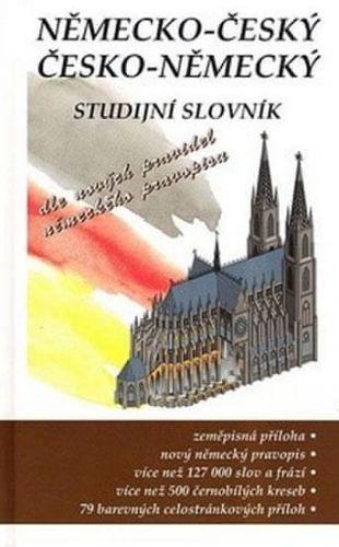 Kolektiv, Steigerová Marie: Německo-český, česko-německý studijní slovník cena od 379 Kč