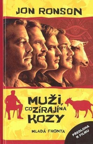 Jon Ronson: Muži, co zírají na kozy cena od 207 Kč