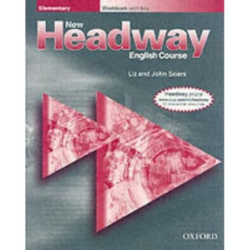 John Soars, Liz Soars: New Headway Elementary Workbook with key