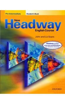 John a Liz Soars: New Headway - English Course - Pre-Intermediate /Student´s Book/ cena od 452 Kč
