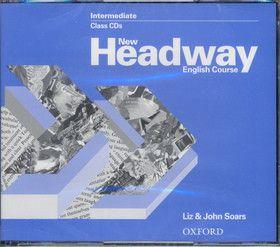 John a Liz Soars: New Headway Intermediate Class 2xCD