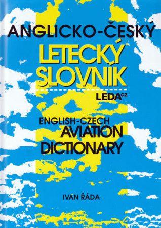 Ivan Řáda: Anglicko-český letecký slovník cena od 402 Kč