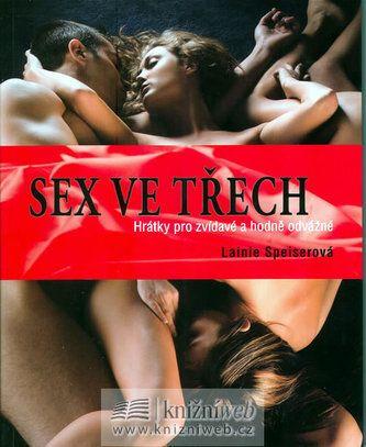 Lainie Speiser: Sex ve třech cena od 29 Kč