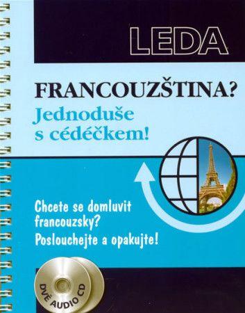Lea Hansch-Šabršulová: Francouzština? Jednoduše s cédéčkem! 2 audio CD cena od 195 Kč