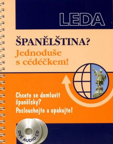 Dely Serrano: Španělština? Jednoduše s cédéčkem! + 2CD cena od 193 Kč