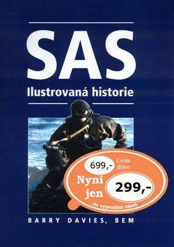 Davies Barry: SAS - Ilustrovaná historie cena od 251 Kč