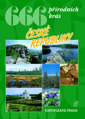 Vladimír Soukup, Peter David: 666 přírodních krás České republiky cena od 728 Kč