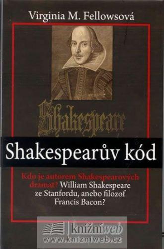 Virginia M. Fellows: Shakespearův kód cena od 278 Kč
