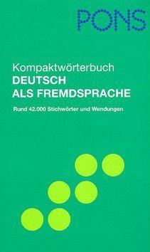 Kolektiv autorů: Kompaktwörterbuch Deutsch als Fremdsprache cena od 372 Kč
