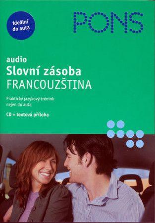 Jacqueline Sword, Martine Delaud: Audio Slovní zásoba - Francouzština (CD+příloha) cena od 110 Kč