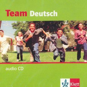 XXL obrazek Kolektiv autorů: Team Deutsch - 2 CD