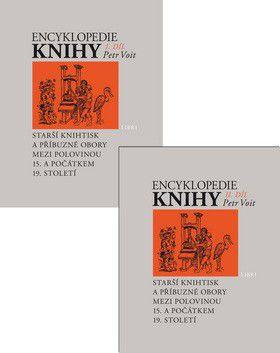 Petr Voit: Encyklopedie Knihy I. + II.díl cena od 1979 Kč