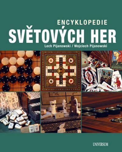 Lech Pijanowski: Encyklopedie světových her cena od 559 Kč