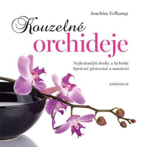 Joachim Erfkamp: Kouzelné orchideje - Nejkrásnější druhy a hybridy, Správné pěstování a množení cena od 187 Kč