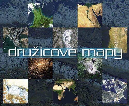 Družicové mapy cena od 719 Kč