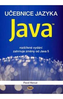 Pavel Herout: Učebnice jazyka Java 5.v. cena od 177 Kč