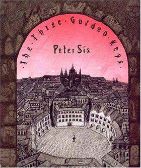 Petr Sís: The Three Golden Keys cena od 239 Kč