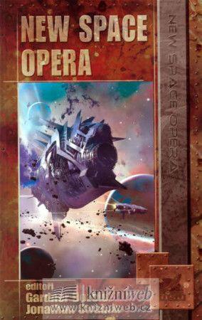 Jonathan Strahan, Stephan Martiniére, Gardner Dozois: New Space Opera cena od 240 Kč