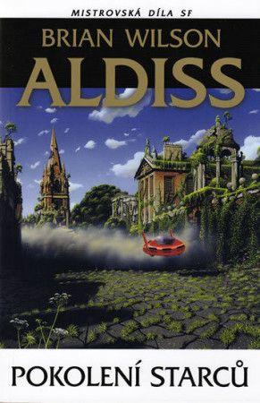 Brian Wilson Aldiss: Pokolení starců - Mistrovská díla SF cena od 164 Kč