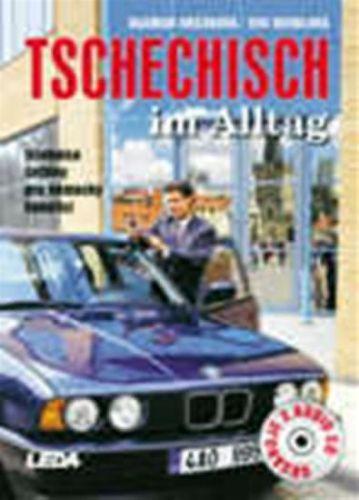 Brčáková D, Berglová E.: Tschechisch im Alltag + 3CD (Učebnice češtiny pro německy hovořící) cena od 325 Kč