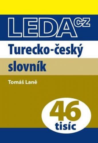 Laně Tomáš: Turecko-český slovník cena od 394 Kč